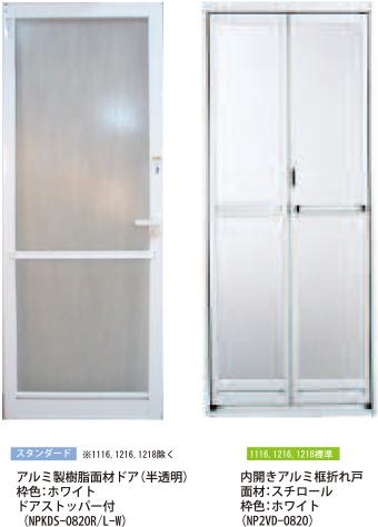 NLシリーズ:ドア